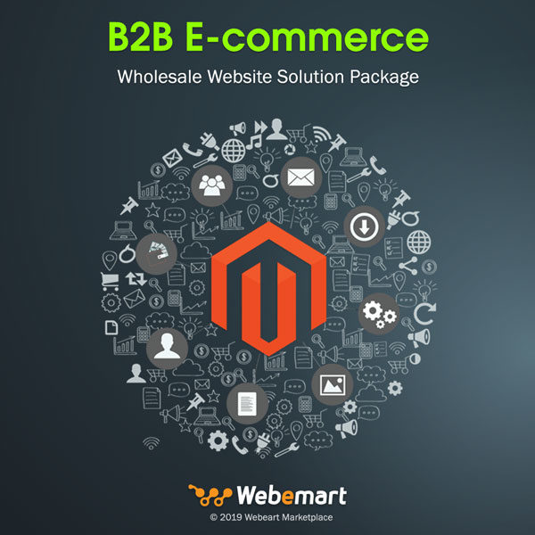 B2B E-commerce Wholesale Solution