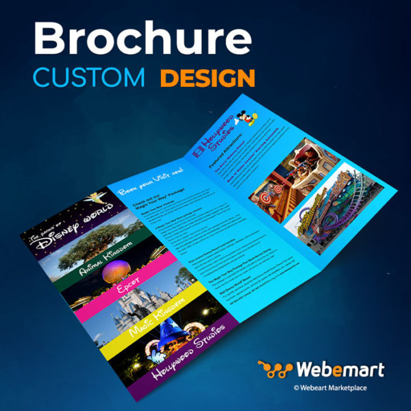 Brochure Custom Design