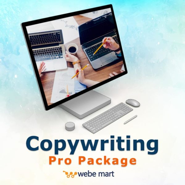 Copywriting professional Package