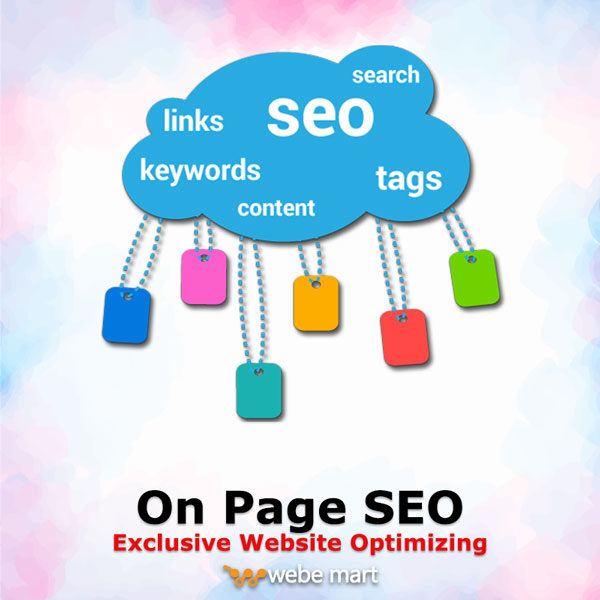Exclusive on-page SEO Webemart Marketplace