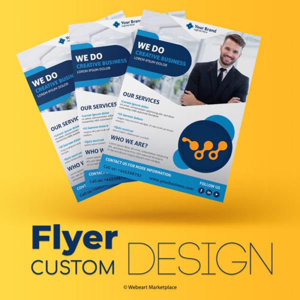 Flyer Custom Design