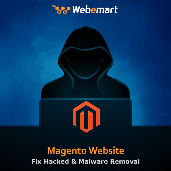 Magento Fix Hacked & Malware Removal