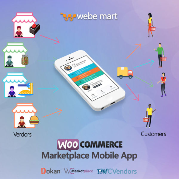 WooCommerce Marketplace Mobile App