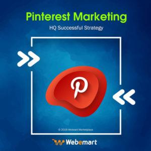 Pinterest Marketing HQ Followers