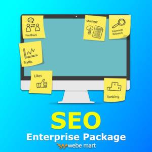 SEO Enterprise Package Webemart Marketplace