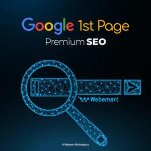SEO Google 1st Page