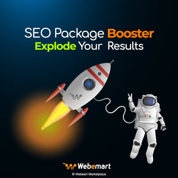 SEO Package Booster Explode Your Results