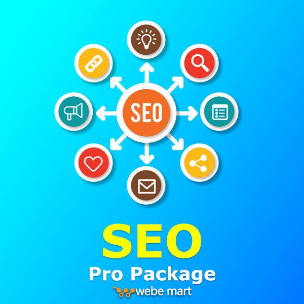 SEO Professional Package Webemart Marketplace