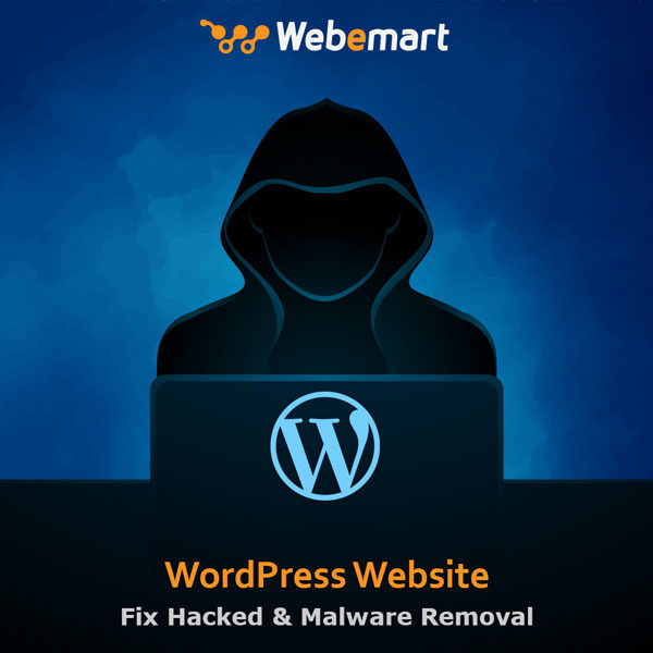 Wordpress Fix Hacked & Malware Removal