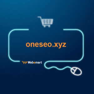 One SEO Website for Sale