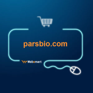 Pars Bio Website for Sale