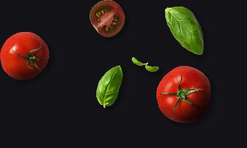 tomato mint