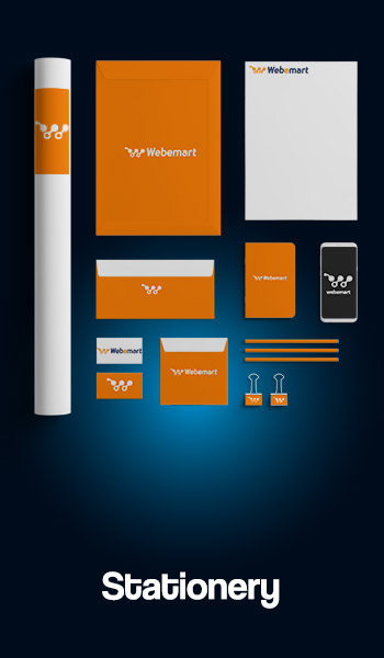 webemart Stationery Custom Design